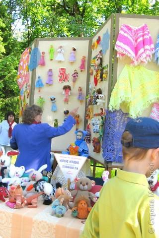 """Заготовки на 25 куколок-колокольчиков для мастер-класса, который проходил на детском городском празднике """" Пусть всегда будет солнце"""" в Химках. фото 2"""