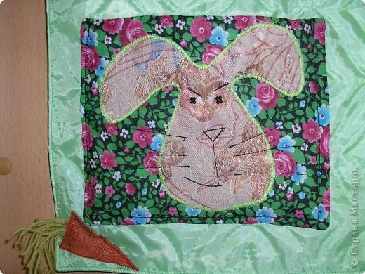 Пэчворк: Кролики фото 3