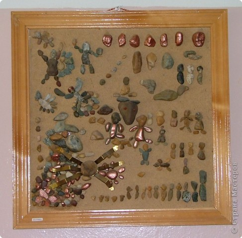 «Лазурный берег» изготавливали ребята из 2 отряда (12-13 лет), фото 3