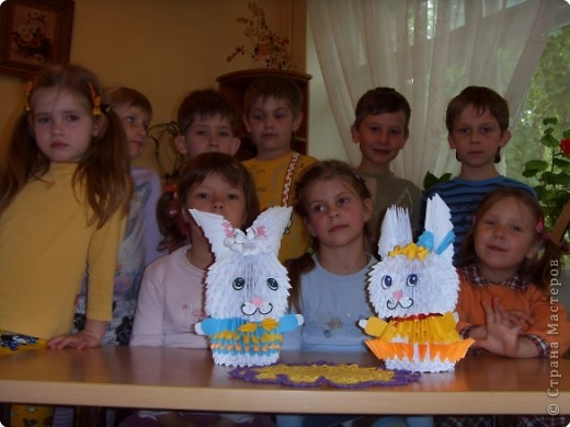 Наши зайчишки