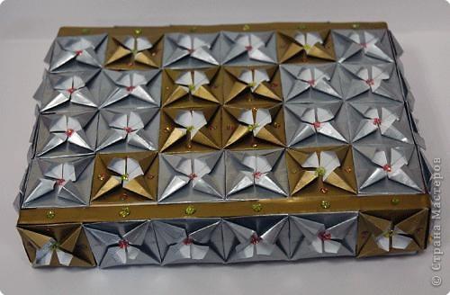 Шкатулка (подарок ко дню учителя)