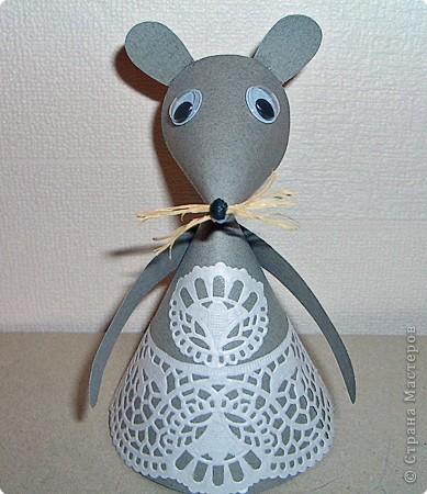 Мышка-хозяюшка