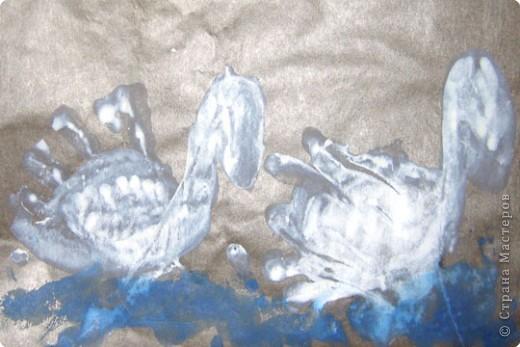 Отпечатки ладошек: Каля-маля (отпечатки) фото 3