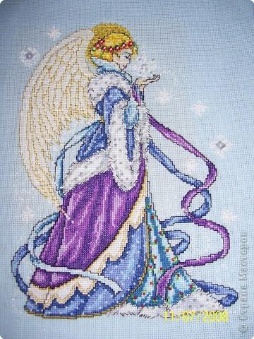 """Снежный ангел"""