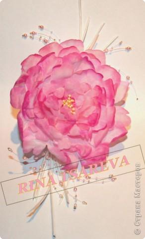 Шелковые цветы фото 16
