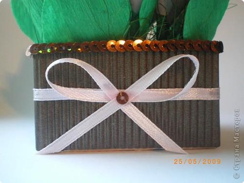 Квиллинг: Розочки в коробочке фото 3