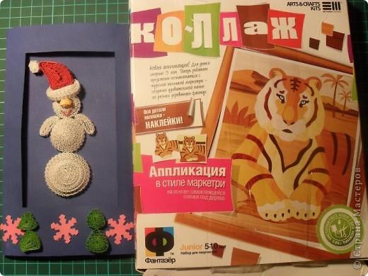 красавец-снеговик фото 2