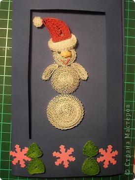 красавец-снеговик фото 1