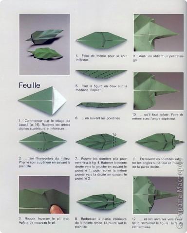Кусудама, Оригами модульное: цветы фото 3