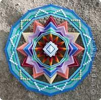 Плетение: Индейские мандалы ojos de dios (божьи глаза)
