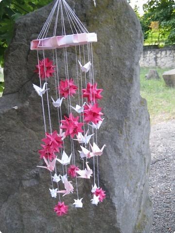 Оригами: Карусель - карусель...))) фото 2