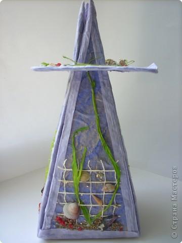 Все четыре грани пирамиды фото 1