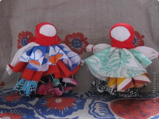 Русская кукла: колокольчик. фото 1
