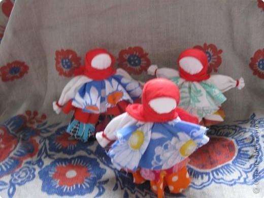 Русская кукла: колокольчик. фото 2