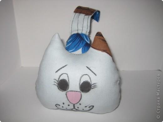 Шитьё: Котик фото 1