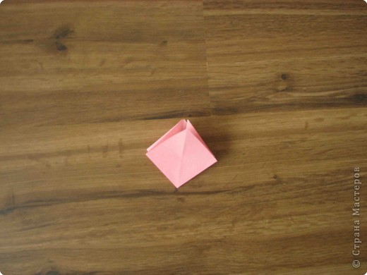 Я взяла квадрат размером 12см х 12см фото 2