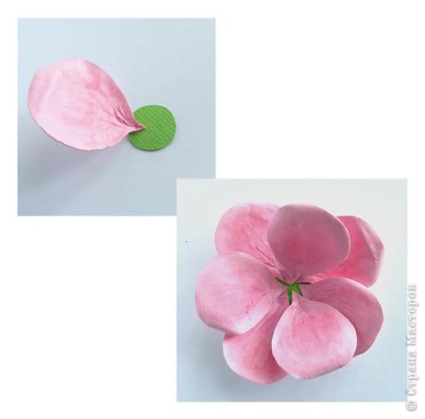 Бумагопластика, Моделирование: Бумагопластика. Мастер класс как сделать розу. фото 10