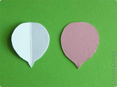 Бумагопластика, Моделирование: Бумагопластика. Мастер класс как сделать розу. фото 4
