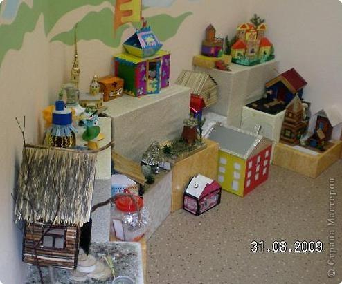 Это наша сказочная деревня... фото 1