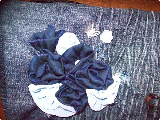 Шитьё: сумка джинсовая фото 2