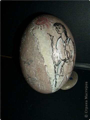 Роспись: Роспись на камнях фото 6