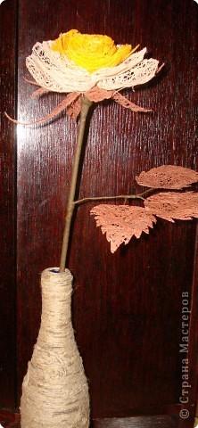 Плетение: Роза фото 2