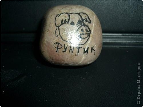 Роспись: Роспись на камнях фото 7
