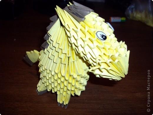 Мастер-класс Оригами китайское