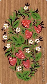 Роспись: Мои эскизы декоративной росписи фото 2