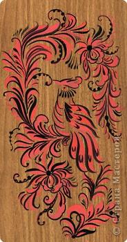 Роспись: Мои эскизы декоративной росписи фото 3