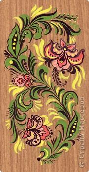 Роспись: Мои эскизы декоративной росписи фото 4