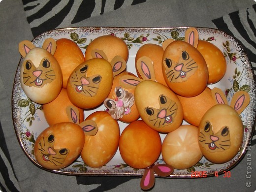 Яички - зайчата! фото 1