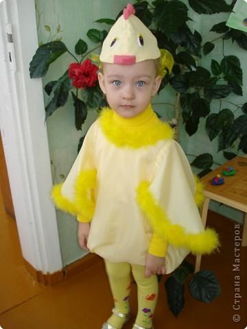 Шитьё: мой цыпленочек фото 1