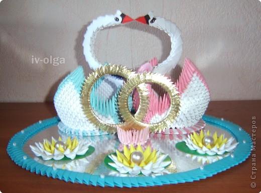Свеженькие лебеди-неразлучники :) фото 1