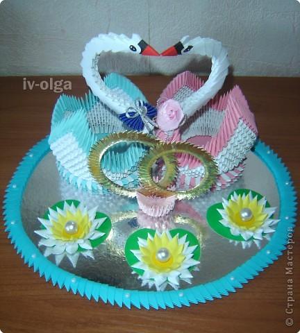Свеженькие лебеди-неразлучники :) фото 2