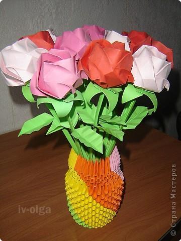 8 марта Оригами Оригами