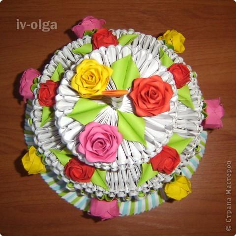 Второй ряд состоит из роз Кавасаки фото 2