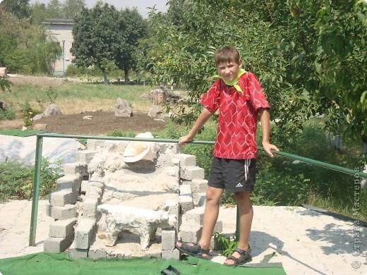 """Извините, ну очень хочется показать мини-зоопарк, сын говорил с гордостью: """"У нас даже есть зоопарк"""". фото 7"""