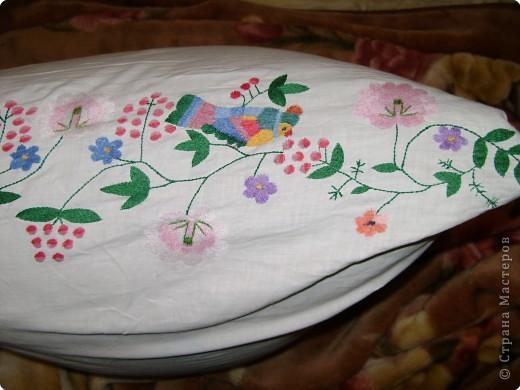 Вышивка, Вышивка крестом: Вышивки прабабушки фото 10
