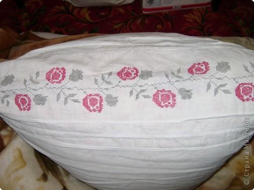 Вышивка, Вышивка крестом: Вышивки прабабушки фото 11