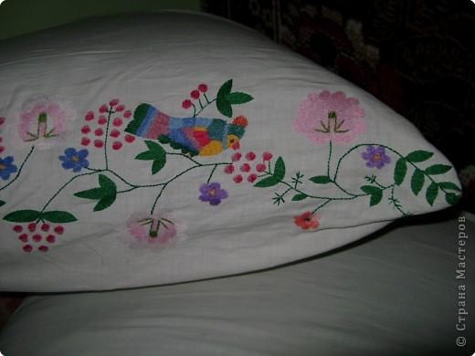 Вышивка, Вышивка крестом: Вышивки прабабушки фото 9