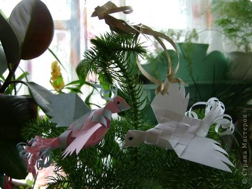 Плетение: Птицы счастья фото 3