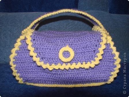 Вязание: Кукла фото 4