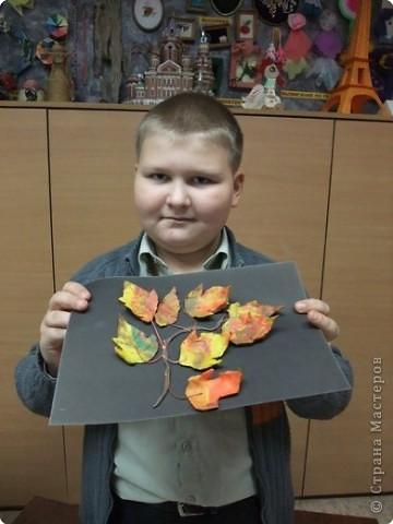 Осенняя веточка фото 4