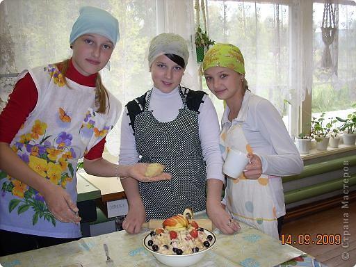 Тема урока: салат фруктовый. Оформление готового блюда. фото 5