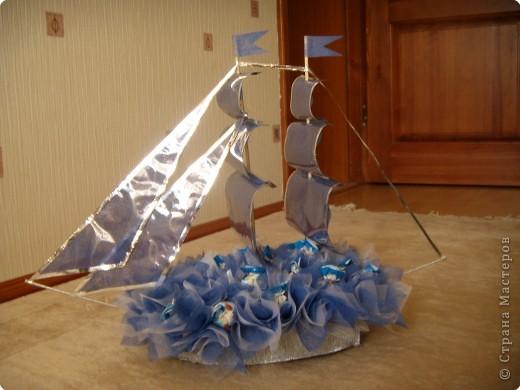 Голубые паруса