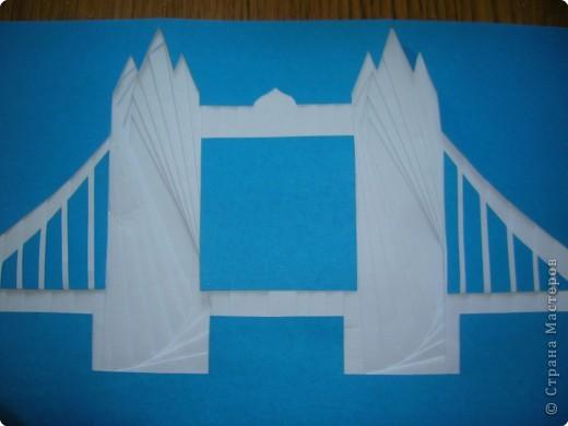 Айрис фолдинг: Лондонский мост (айрис фолдинг)