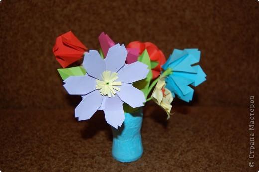 Оригами: ФАНТАЗИИ ПО МК... фото 1
