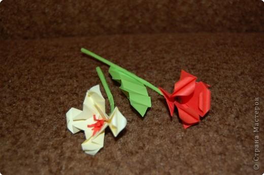 Оригами: ФАНТАЗИИ ПО МК... фото 2