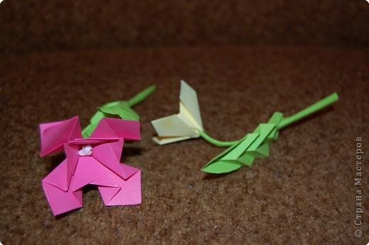 Оригами: ФАНТАЗИИ ПО МК... фото 3